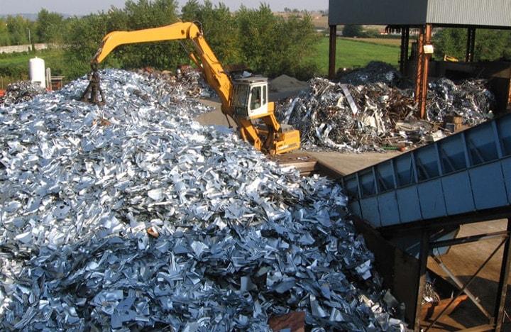 ilfer spa industria lavorazione ferro rottami