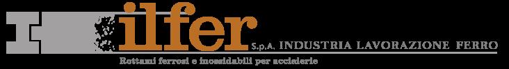 Ilfer Spa Industria lavorazione Ferro – Rottami Metallici Logo